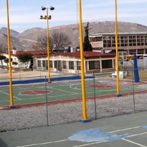 Canchas de Tenis.
